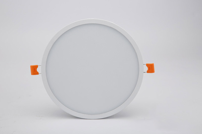 Optima Small Rim Round Panel Light